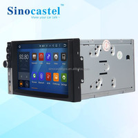Best selling 7 inch android universal 2 DIN Car Stereo Radio with GPS built in