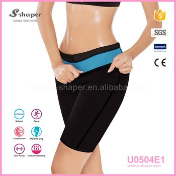 5720c268b6839 2017 Best Selling Thermo Wear Capri Anti Cellulite Weight Loss Neoprene Hot  Shaper Pants For Woman. View larger image