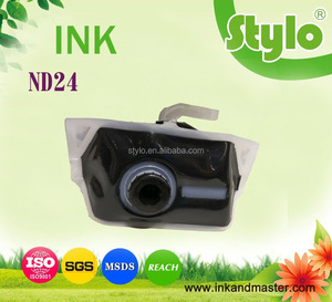 ND-24 ink for Duplo; Digital duplicator ND-24 ink printing ink for Duplo