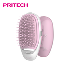 PRITECH Portable Professional Electric Private Label Ionic Hair Brush