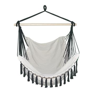 Indoor Decoration Portable Macrame Garden Cotton Rope Swing