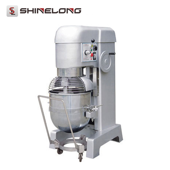 Good quality Speed-Adjustable industrial planetary dough mixer