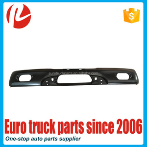 European truck auto body spare parts oem 1634640 Steel Front Bumper for DAF XF 105