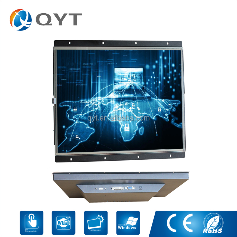 "Hot selling 1000 nits sunlight readable 17"" lcd pc computer monitor"
