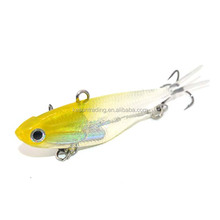 CS002 Wholesales factory directly MASK S VIBES PVC/TPE/TPR Soft Vib Lures