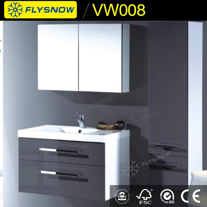 wall mount furniture bathroom basin <strong>cabinet</strong> malaysia
