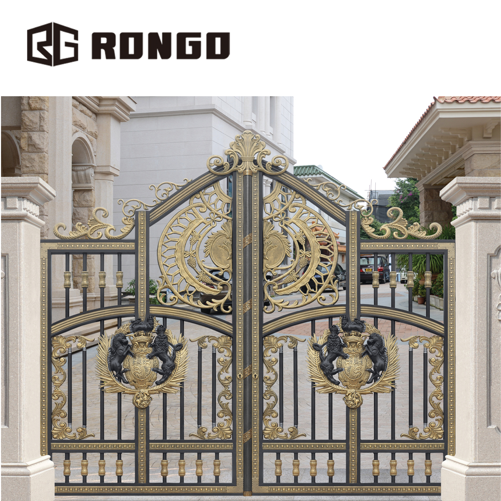 Rongo Temple Compound Boundary Wall Gate Design Buy Latest Main