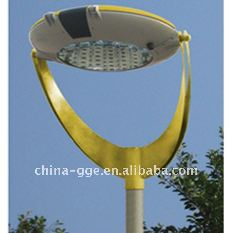 parking lot light poles/driveway solar lights/street