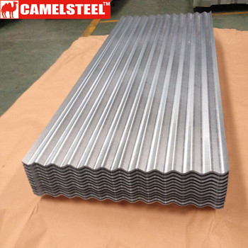 Uganda Galvanized Corrugated Metal Roofing Sheet Zinc Alum