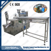 hot sale automatic fruit stand up pouch filling capping machine