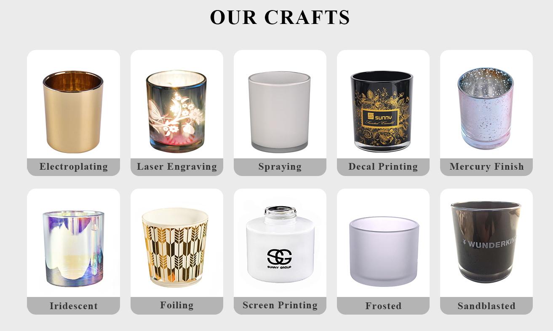 럭셔리 화이트 대리석 tealight 촛불 항아리 지오 wholesales