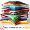 2016 hot items Alibaba wholesale colorful 1 mm felt bulk buy from China supplier