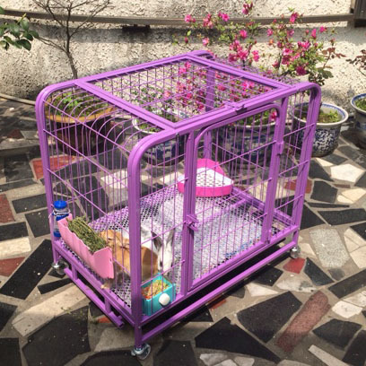 New Factory Direct Stainless Steel Dog Cage with Cheap Price