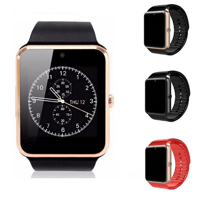 2018 whole sale price GT08 china smart watches