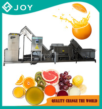 Complete set food fruit processing equipment