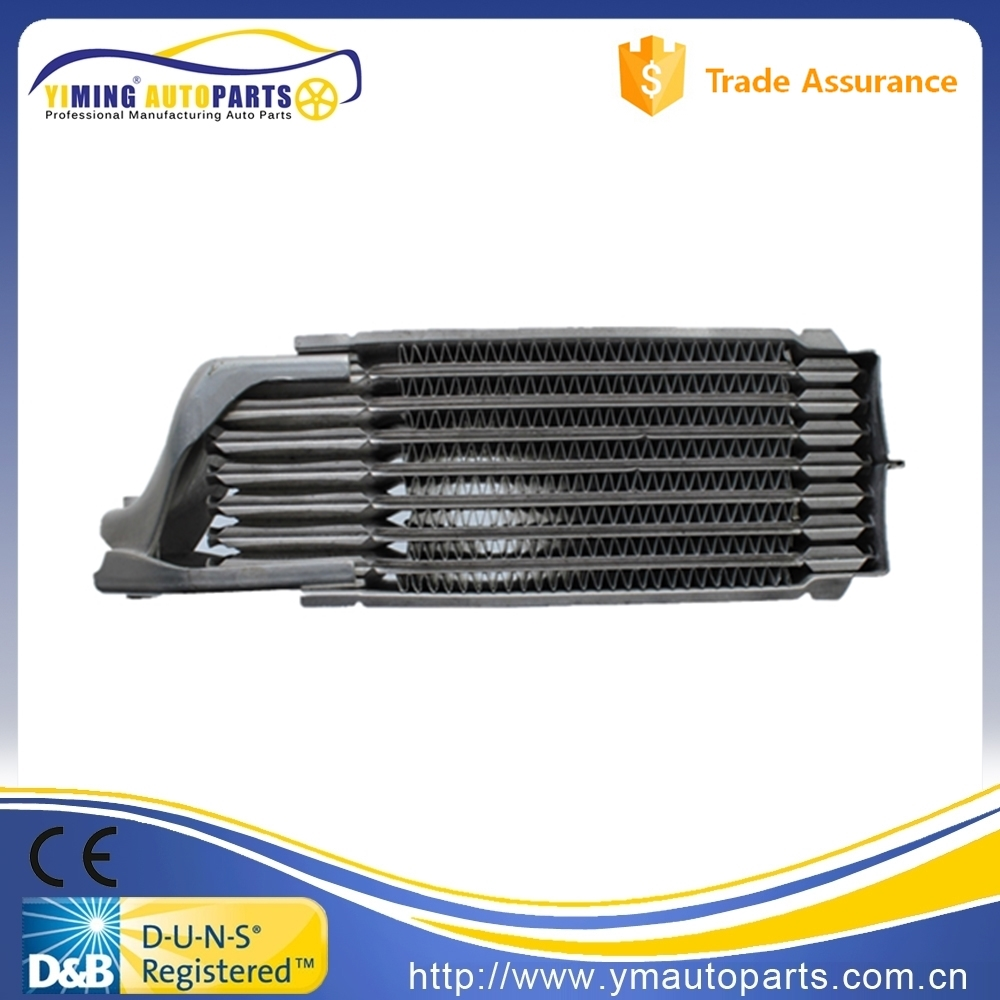 021117021B Oil Cooler with Transmission System for VW Transporter T3 Bus Aluminum Oil Cooler