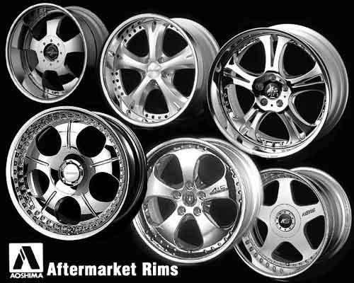 Alloy Wheels Aluminium Rims. Car Wheel
