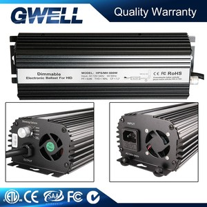 1000w energy saving ballast/1000w fan ballast/1000w fan cooled ballast
