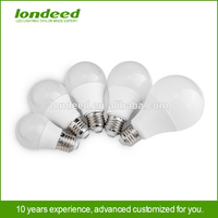 Wholesale color changing LED Night Light Lamp 220v LED e27 bulb 3w 5w 7w 9w 12w Available LED Bulb Lamp for Resteraunt