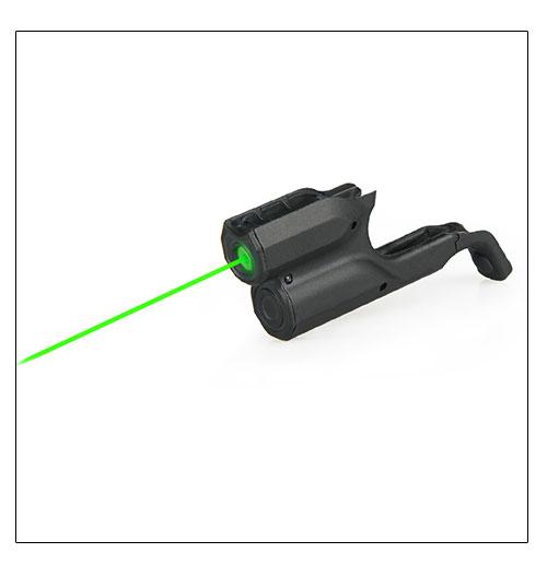 factory price hot sale outdoor hunting equipment military tactical mini pistol sight optics handgun green laser sight for 1911