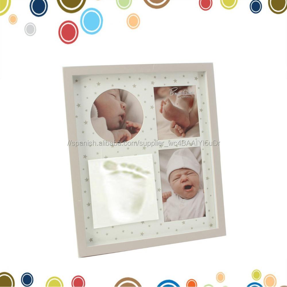 Recuerdos del bebé recién nacido de madera decoración de la pared ...
