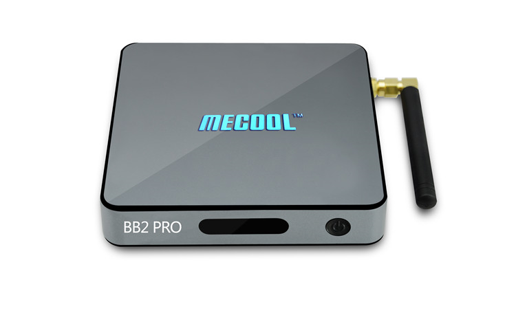 2018 Hot selling Mecool BB2 Pro S912 3G 16G android tv box 3gb ram With Promotional Price KD Player 17.0 TV Box