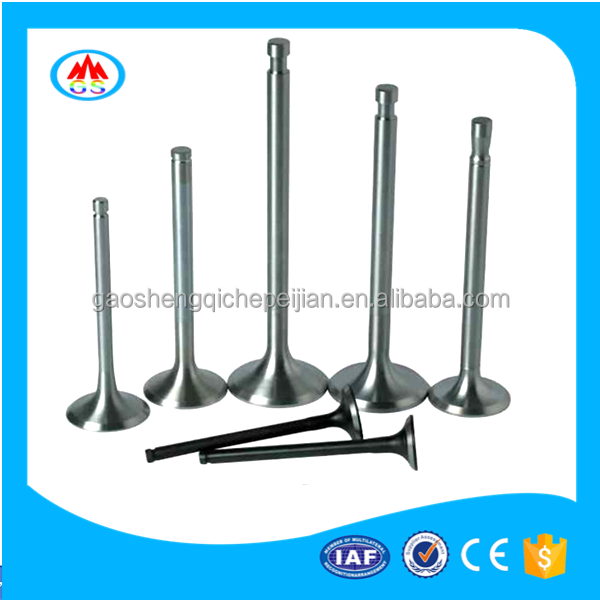 Factory Outstanding Material engine valve for Dongfeng Hercules Renault 340 375