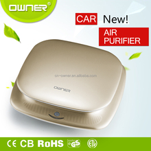 New portable air for home electric car air purifier with machine ozone generator