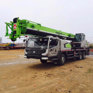 Best Price ZOOMLION 25 Ton Mobile Truck Cranes for sale