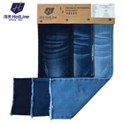 Polyester denim fabric cotton lightweight soft blend fabric with good market in Brazil
