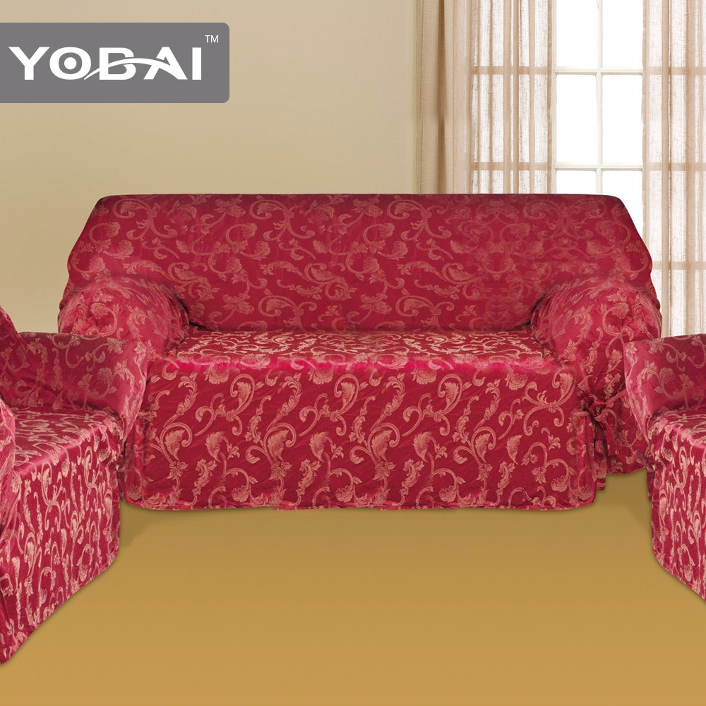 DINNING ROOM Cushion Cloth Full Cover Material for Sofa Seat Set