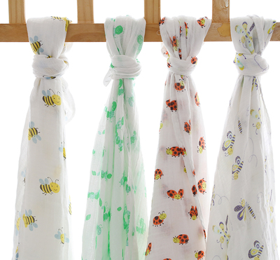 New Arrive High quality Cotton fashion Baby Swaddle blanket for baby