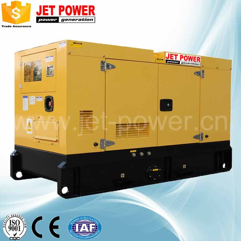 Sound Proof 10KW-200KW Weifang Ricardo Engine Excellent diesel generator