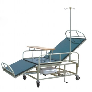 Low price plastic hospital bed dialysis reclining bed chairs