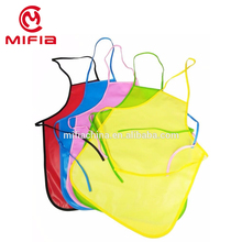 Very nice quality plastic waterproof PVC children apron