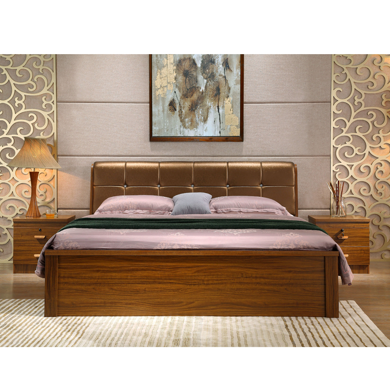 Full Size Contemporary Bed Wardrobe Nightstands Dresser Bedroom Furniture Set Buy Bedroom Furniture Set Interior Design Bedroom Set Product On