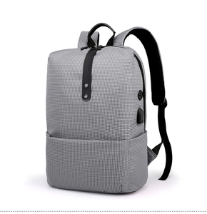 Business USB Charging Laptop Anti Theft Backpack 40d2d067cab36