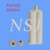 50ml 1:1 Plastic Sealant Cartridge Tube for packing sealants, adhsives in Electronics&Indsutry