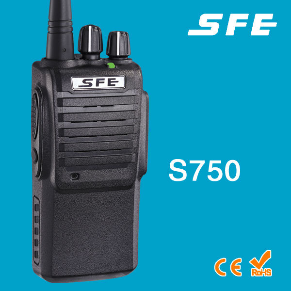 sfe s750 professionelle vhf uhf wireless hände frei walkie talkie