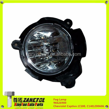 Fog Lamp 96626980 Chevrolet Captiva C100c140200606 Buy