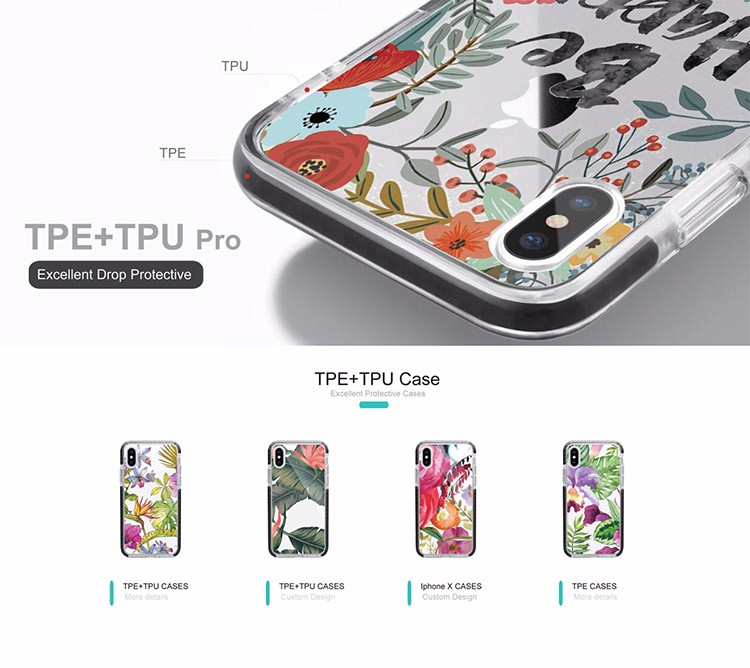3m vinyl material printing cute dog phone back case sticker for