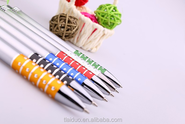 Novelty Plastic Pen Hot selling Free samples Customized Colorful Fancy logo Ballpoint Pen for Promotion