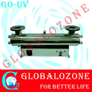 Waste water treatment ozone generator /ultraviolet water sterilizer/UV sterilizer