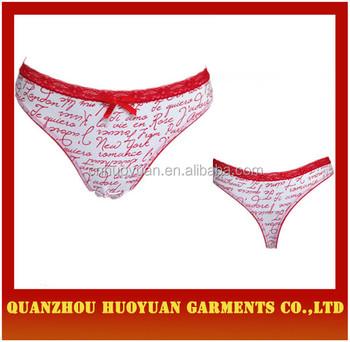Wholesale sexy panties
