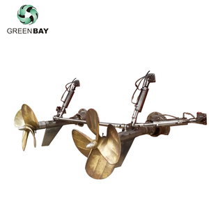 Small Propeller Manufacturers Fixed Outboard Propeller Propulsion