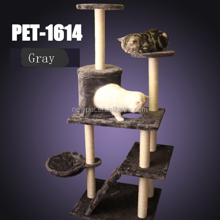 Durable service import grade pet cages and houses pet cat corrugated scratcher toys