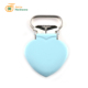 Fashion wholesale metal suspender button clips on braces for trousers