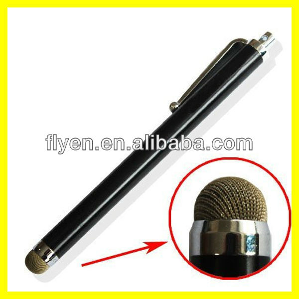 Stylus Touch Screen Pen For iPad 2/3/4 Mini for iPhone 5 4S 4 for iPod for Samsung Galaxy S3 Stylus Touch Screen Pen Black