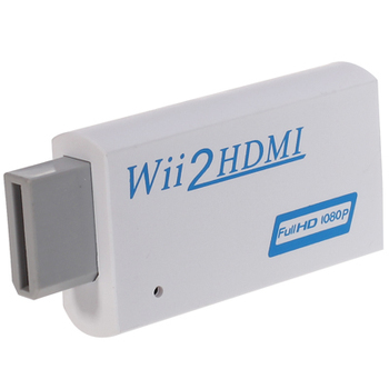 Wii2hdmi Converter Wii To Hdmi Full Hd 480p 1080p - Buy Wii2hdmi,Wii2hdmi  Converter,Wii2hdmi Converter 1080p Product on Alibaba com