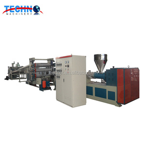 PP/PE Sheet Production Line/Plastic Machine